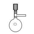 1549-0025 Flask Storage High Vacuum Valve,25ml